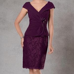 Catrina Jordan 4006 Dress Mother of Bride Groom